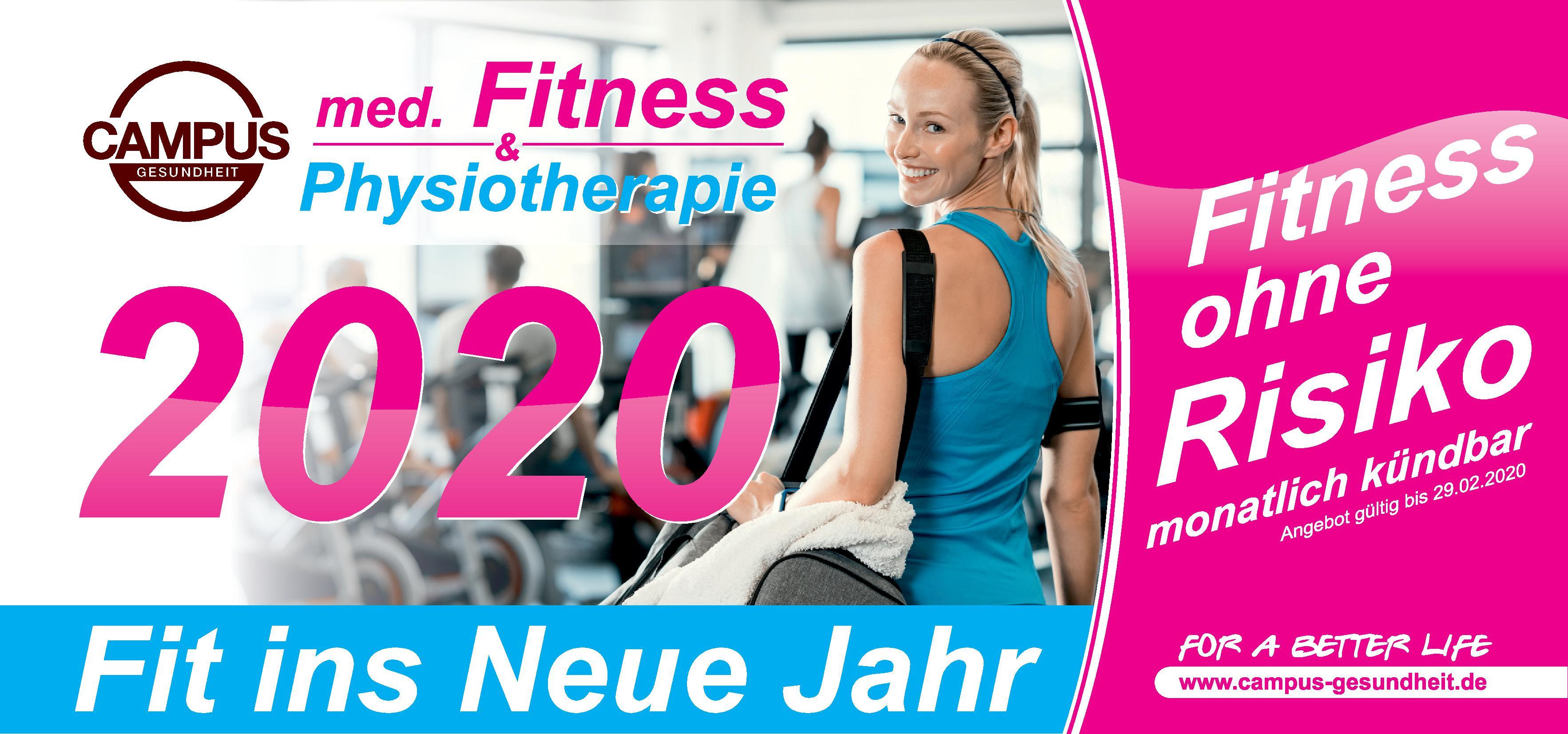 Campus Fitness Nürnberg monatlich kündbar 1